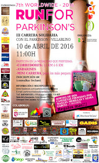 carrera solidaria run for parkinson