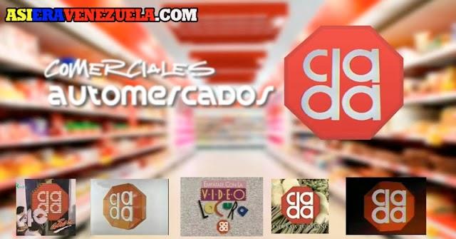 Comerciales de Supermercados CADA de los 80 y 90