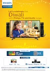 Celebrate this Diwali with festive offers across Philips TV and Audio Range