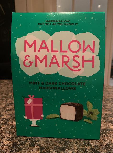 Mallow & Marsh Mint Marshmallows