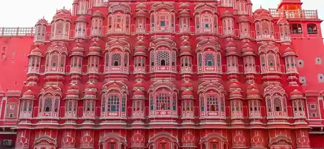 Essay On 'Tourist Spot In Rajasthan'