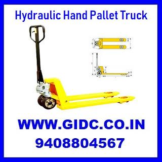 Hydraulic Hand Pallet Truck GIDC Digital Directory