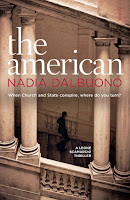 The American by Nadia Dalbuono book cover and review