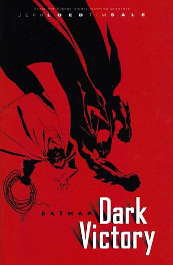 Dark Victory es uno de los mejores cómics de Batman