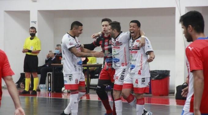 Operário Laranjeiras vence a seleção do Paraguai em seu segundo amistoso internacional da história
