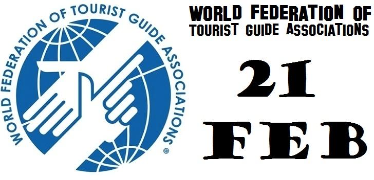 Peringatan Hari Memandu Turis Internasional 21 Februari