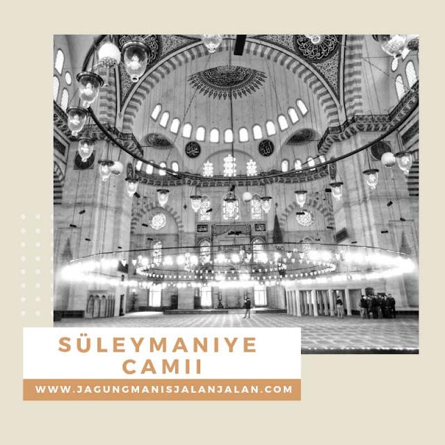 sulaymaniye mosque