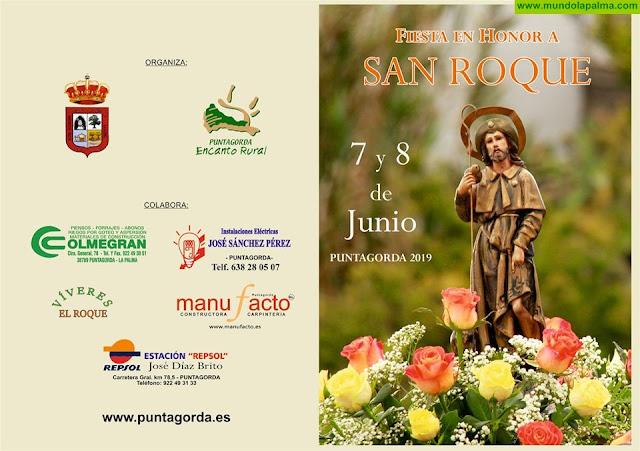 Fiesta en Honor de San Roque Puntagorda 2019