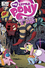 My Little Pony Friendship is Magic #2 Comic Cover Dynamic Forces Variant
