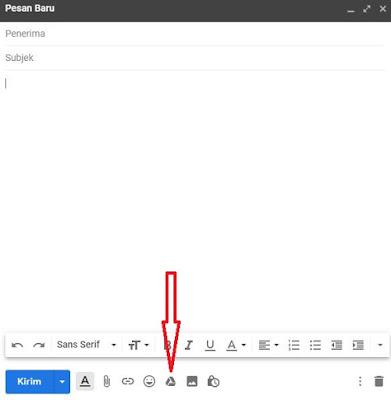 Cara Mengirim File Berukuran Besar Melalui Email