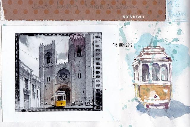 Lisbon-tramway-watercolor