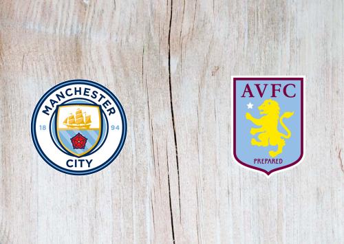 Manchester City vs Aston Villa -Highlights 26 October 2019