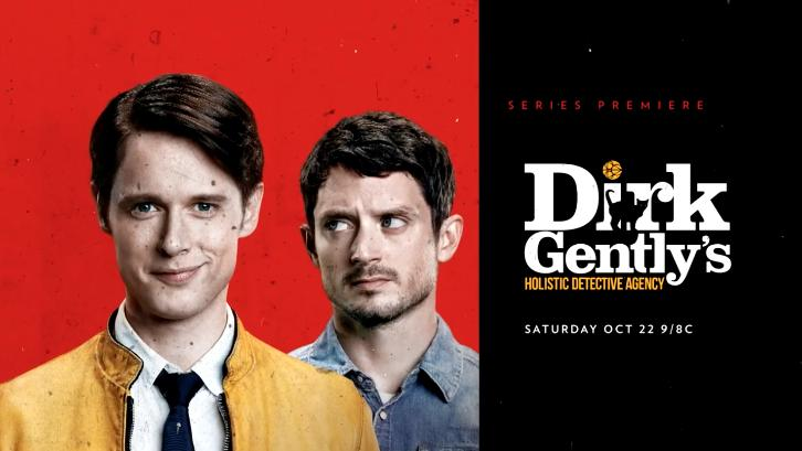 Dirk Gently - Promos + Sneak Peek *Updated*