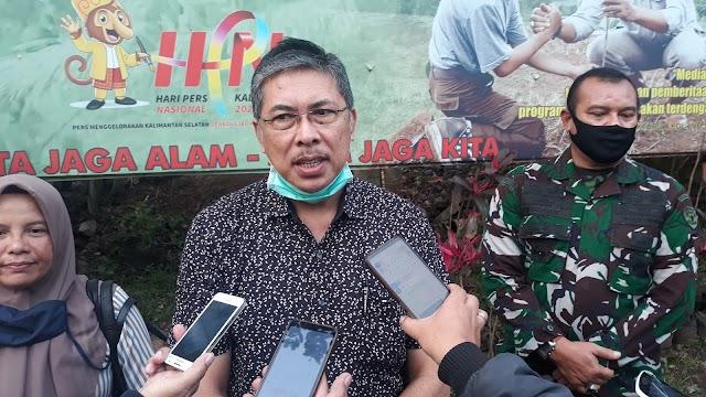 Ketua LPM Unpas Dukung Satgas Sektor 21 Kembangkan Lokasi Pembibitan di Cimahi