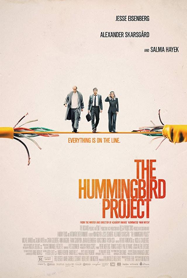 The Hummingbird Project (2019) 720p English HDRip x264 AAC 790MB