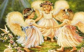 Сильный оберег 3 ангелов-хранителей: Хранит от всех жизненных проблем!