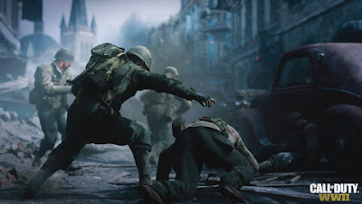 Call of Duty: WWII رمز الاثارة و التشويق