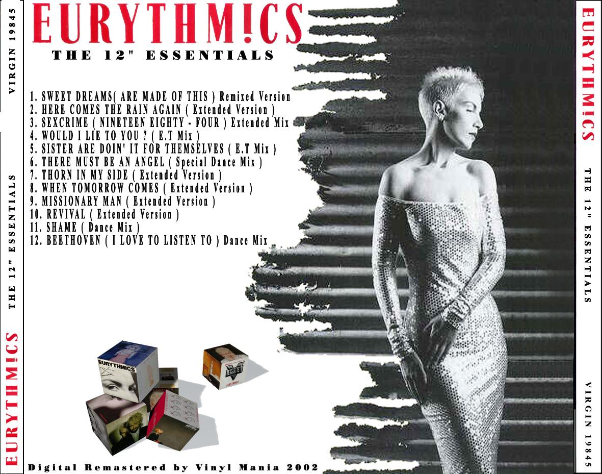 Psychodelico vs eurythmics quotsex crimequot