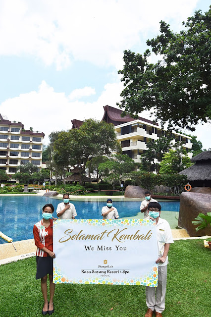 "SHANGRI-LA RESORTS IN PENANG LAUNCH ""SELAMAT KEMBALI, WE MISS YOU"" STAY PACKAGETO ALL MALAYSIANS"