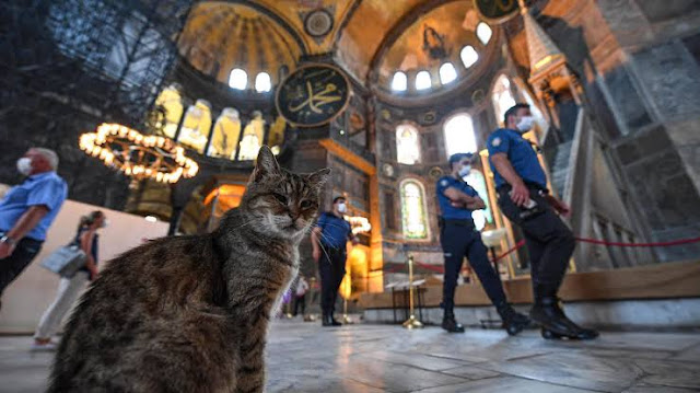 Ramai Protes Perubahan Hagia Sophia, Politikus Islam: Zionis Kok Dibiarkan?