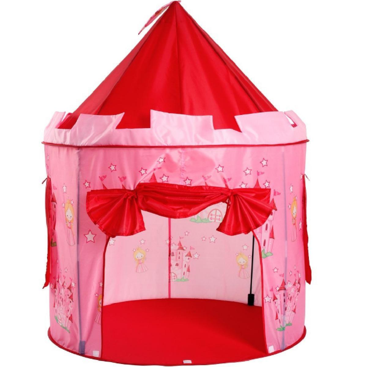cadeaux 2 ouf id es de cadeaux insolites et originaux une tente ch teau de princesse. Black Bedroom Furniture Sets. Home Design Ideas