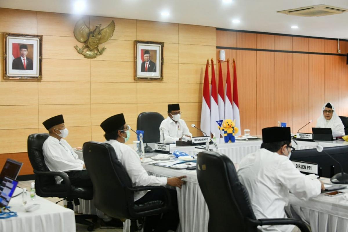 Layanan Data Meningkat 49%, Menkominfo: Jadikan Lebaran, Momentum Bangun Indonesia Terkoneksi