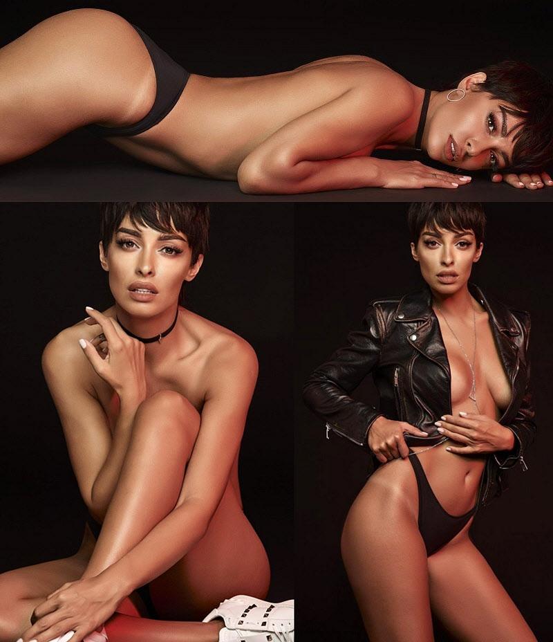 Eleni Foureira - topless
