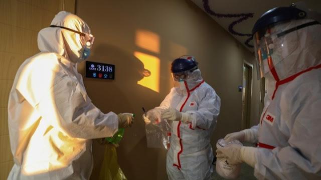ΕΟΔΥ: Δυο κρούσματα στην Αργολίδα σήμερα 17/10 - Από ένα σε Λακωνία, Μεσσηνία και Κορινθία