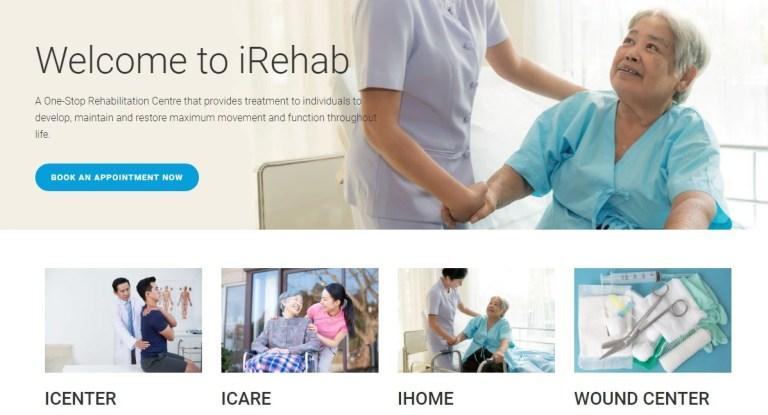 Peluang kerjaya di iREHAB