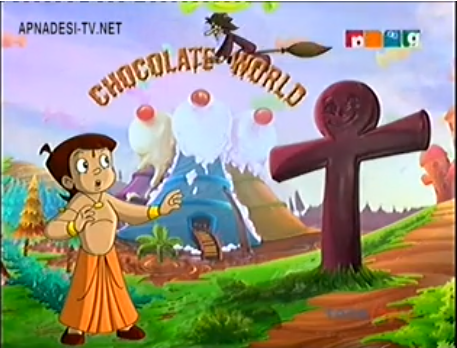 Chota bheem aur krishna mayanagri full movie part 1 on dailymotion