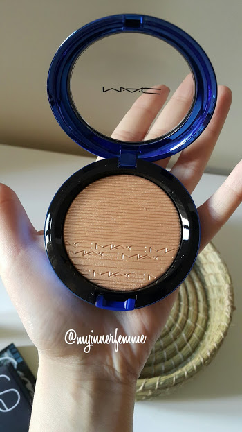 Mac Oh Darling Review Giveaway: Myinnerfemme: MAC OH DARLING AYDINLATICI (HIGHLIGHTER