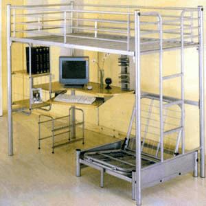 College student loft beds