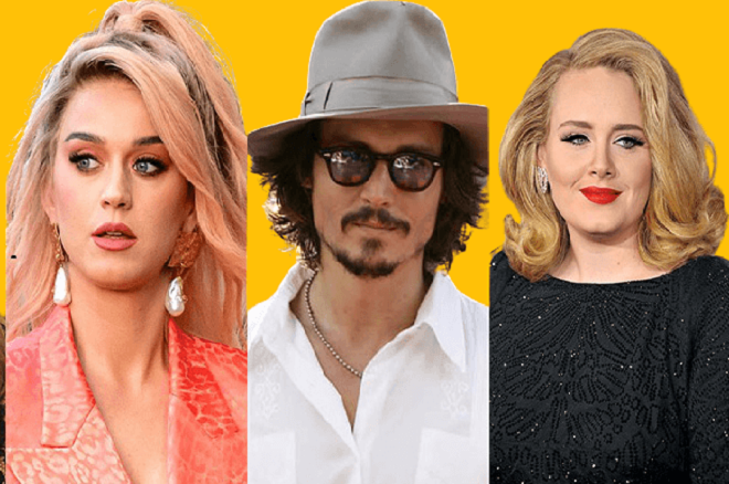 Celebs Admit Their Private Personal Struggles With Mental Health.