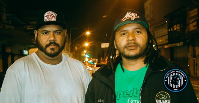 A dupla Orgânico Rap lança o ep ZION