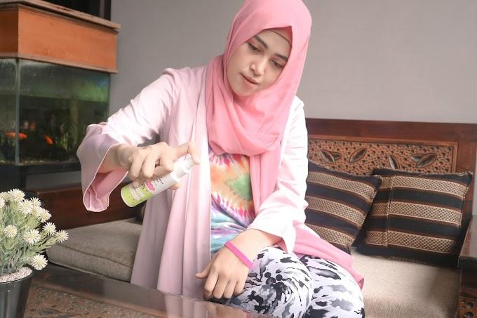 Rekomendasi Desinfektan Spray Aman Untuk Anak dan Food Grade