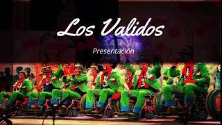 """Presentación con Letra Comparsa """"Los Validos"""" de Kike Remolino (2013)"""
