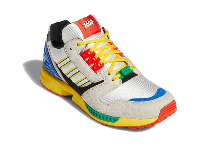 LEGO Adidas Shoes ZX 8000 Price Collaboration Footwear