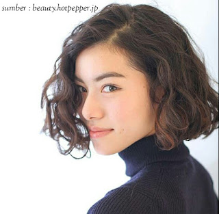 Model Rambut Pendek Wanita 2020