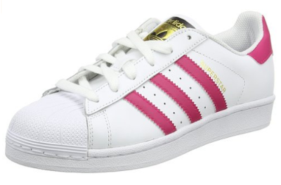 a2e80c798d 7 IDEAS DE ZAPATILLAS PARA VESTIR DE MUJER  zapatillas adidas superstar  rosas