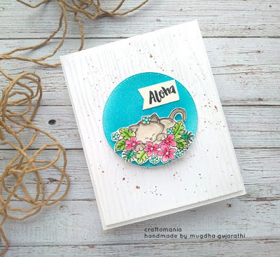 Aloha by Mugdha features Aloha Newton by Newton's Nook Designs; #newtonsnook