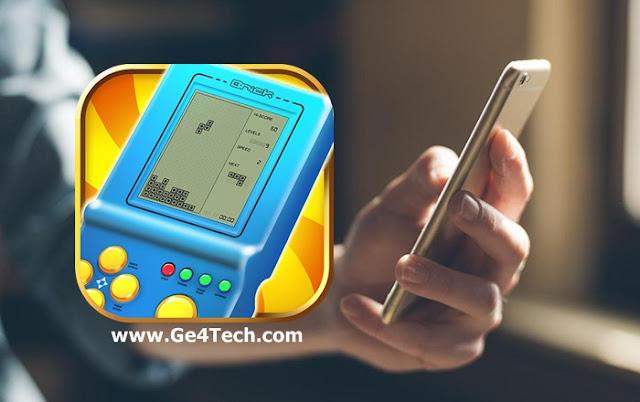 حصريا  لعبة الأطفال الشهيرة BRICK GAME متوفرة للتحميل على عوغل بلاي مجانا