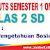 Soal UTS IPS Online Kelas 2 ( Dua ) SD Semester 1 ( Ganjil ) - Langsung Ada Nilainya