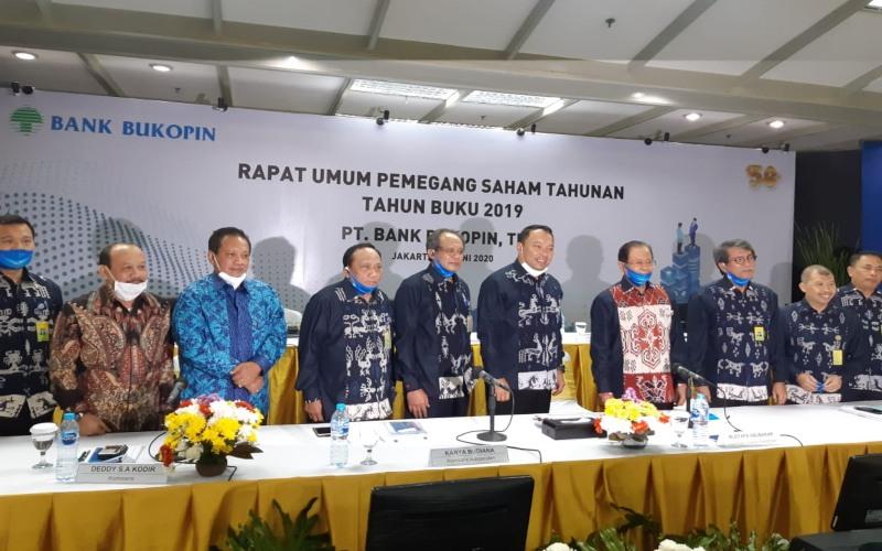 Ilustrasi, RUPS Bank Bukopin, membahas tentang private placement yang akan dilakukan oleh Kookmin Bank. Foto via bisnis.com
