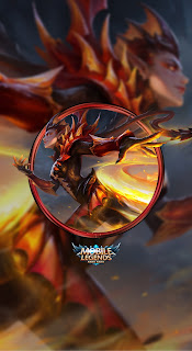 Karrie Dragon Queen Heroes Marksman of Skins Starlight V1