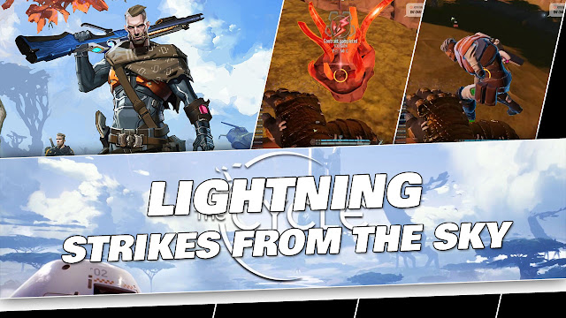 THE CYCLE Gameplay! Tanked Squad Match! Lightning Strikes!