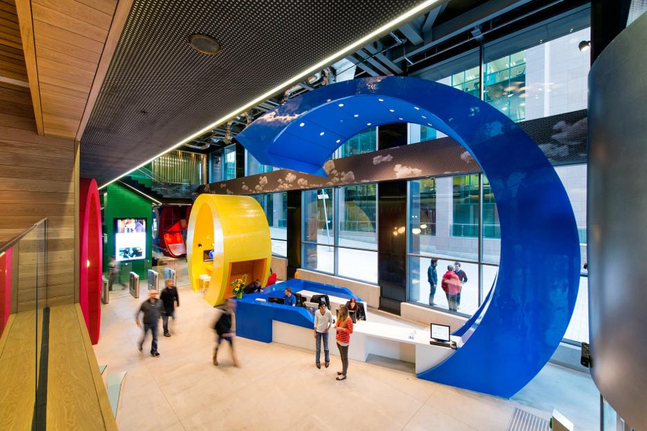 google office around the world. Google Office Around The World