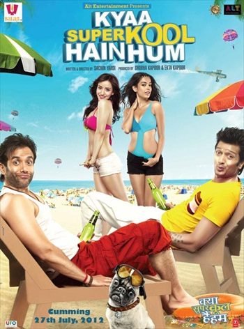 Kyaa Super Kool Hain Hum 2012 Hindi Movie Download
