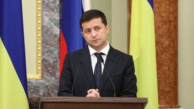 Президент Зеленский попросил ЕС сохранить санкции против РФ