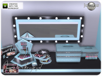 Парикмахерская и салон красоты — наборы мебели и декора для Sims 4 со ссылками для скачивания