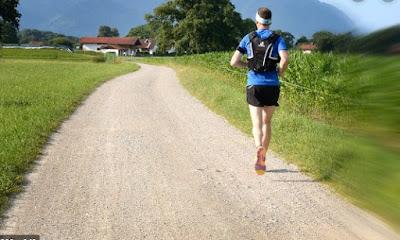gambar 5 Tips mengatur nafas saat berlari jarak jauh agar tidak mudah lelah